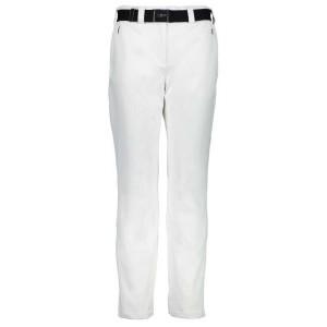 ביגוד סמפ לנשים CMP  Ski Pants - לבן