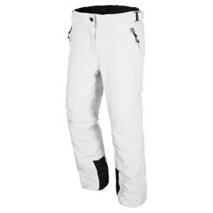ביגוד סמפ לנשים CMP  Ski Stretch Pants - לבן