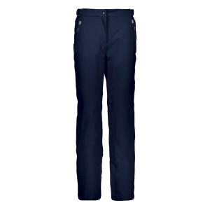ביגוד סמפ לנשים CMP  Ski Stretch Pants - כחול