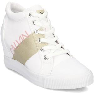 נעליים קלווין קליין לנשים Calvin Klein Calvin Klein RE9806 - לבן