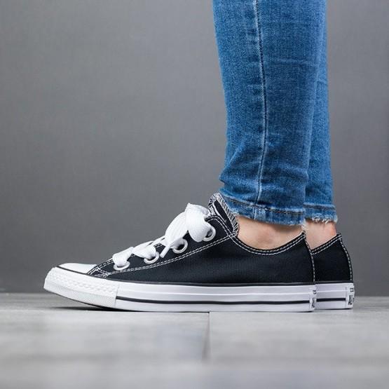 נעליים קונברס לנשים Converse Chuck Taylor AS Big Eyelets Low Top - שחור