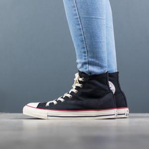 נעליים קונברס לנשים Converse Chuck Taylor All Star High Top - שחור