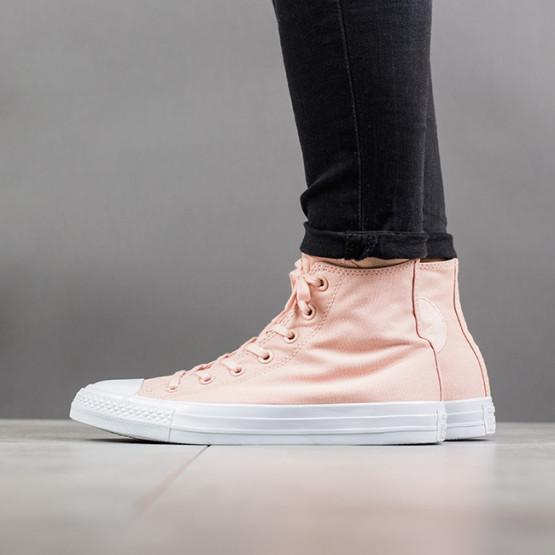 נעליים קונברס לנשים Converse Chuck Taylor All Star High Top - כתום