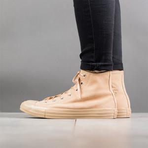 נעליים קונברס לנשים Converse Chuck Taylor All Star High Top - ברונזה