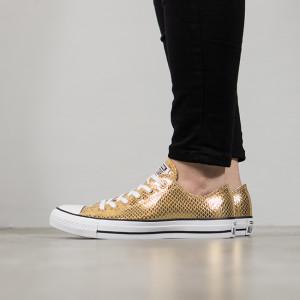 נעליים קונברס לנשים Converse Chuck Taylor All Star II Low Top - זהב