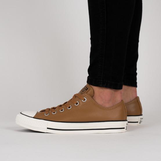 נעליים קונברס לנשים Converse Chuck Taylor All Star Low Top - חום