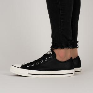 נעליים קונברס לנשים Converse Chuck Taylor All Star Low Top - שחור
