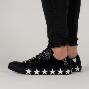 נעליים קונברס לנשים Converse Chuck Taylor All Star Miley Cyrus - שחור
