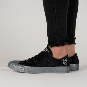 נעליים קונברס לנשים Converse Chuck Taylor All Star Miley Cyrus - כסף
