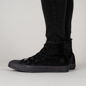 נעליים קונברס לנשים Converse Chuck Taylor All Star Miley Cyrus - שחור מלא