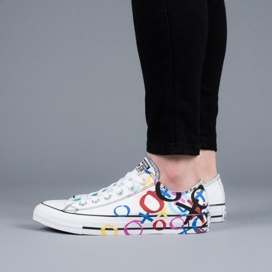 נעליים קונברס לנשים Converse Chuck Taylor All Star graffiti - צבעוני