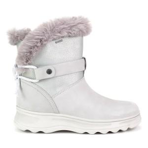 מגפיים ג'יאוקס לנשים Geox Hosmos Abx - אפור