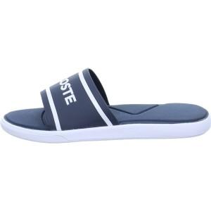 כפכפים לקוסט לנשים LACOSTE L 30 Slide - כחול