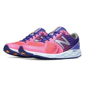 נעליים ניו באלאנס לנשים New Balance 1400 V4 - ורוד