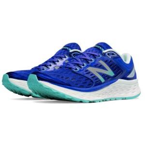 נעליים ניו באלאנס לנשים New Balance Fresh Foam 1080 - כחול/תכלת