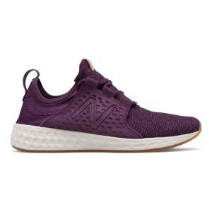 נעליים ניו באלאנס לנשים New Balance Fresh Foam Cruz - סגול