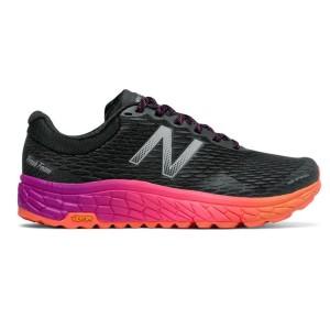 נעליים ניו באלאנס לנשים New Balance Fresh Foam Hierro v2 - שחור/כתום