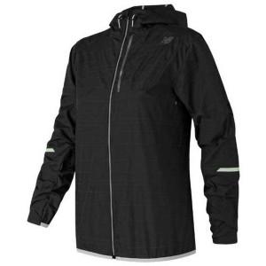 בגדי חורף ניו באלאנס לנשים New Balance Reflective Light Packable - שחור