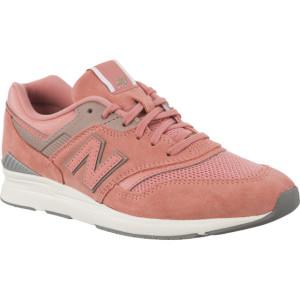 נעליים ניו באלאנס לנשים New Balance WL697 - ורוד