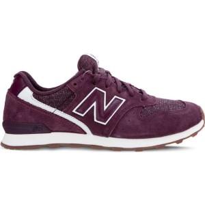 נעליים ניו באלאנס לנשים New Balance WR996TA - בורדו