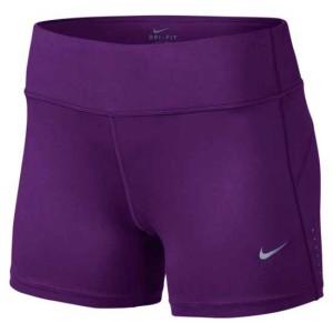 ביגוד נייק לנשים Nike  2.5 Epic Run Boy Shorts - סגול