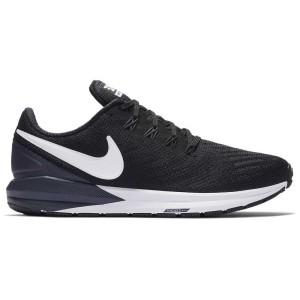 נעליים נייק לנשים Nike  Air Zoom Structure 22 - שחור/לבן