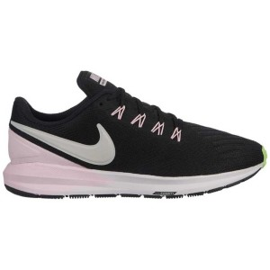 נעליים נייק לנשים Nike  Air Zoom Structure 22 - שחור/ורוד
