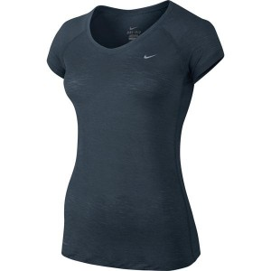 ביגוד נייק לנשים Nike  Breeze Top - כחול