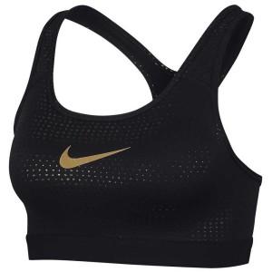 ביגוד נייק לנשים Nike  Classic Metallic Dot Print - שחור
