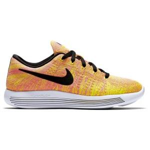 נעליים נייק לנשים Nike  LunarEpic Low Flyknit Oc - כתום