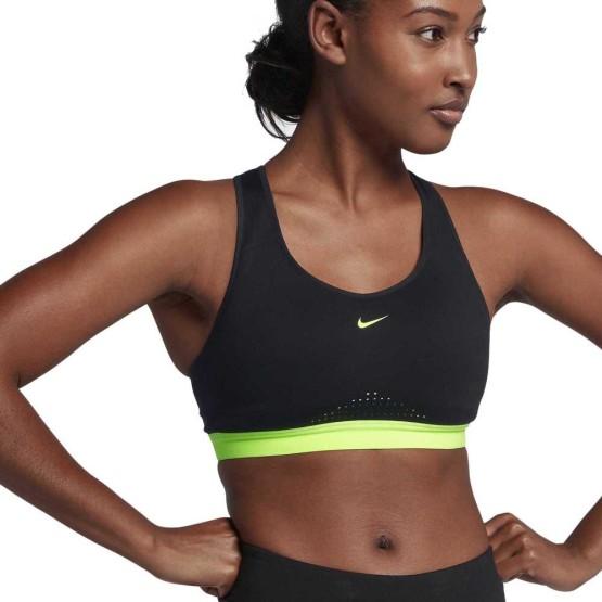 ביגוד נייק לנשים Nike  Motion Adapt Bra - שחור