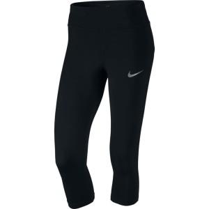 ביגוד נייק לנשים Nike  Power Epic Lux Capri Mesh - שחור