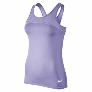 ביגוד נייק לנשים Nike  Pro Cool Hypercool Tank - סגול