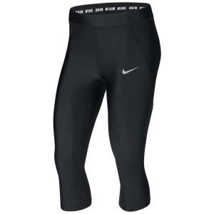 ביגוד נייק לנשים Nike  Speed Capri - שחור