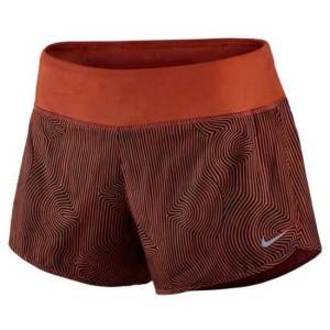 ביגוד נייק לנשים Nike  Zen Rival 3 - כתום