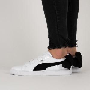 נעליים פומה לנשים PUMA Basket Bow SB Wns - לבן