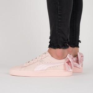 נעליים פומה לנשים PUMA Basket Bow Wns - ורוד