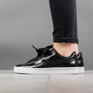 נעליים פומה לנשים PUMA Basket Heart Glam Jr - שחור