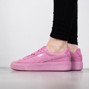 נעליים פומה לנשים PUMA Basket Platform Reset - ורוד
