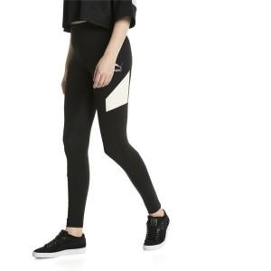 ביגוד פומה לנשים PUMA Retro Legging - שחור