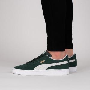 נעליים פומה לנשים PUMA Suede Classic Jr - ירוק