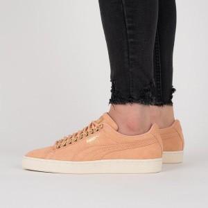 נעליים פומה לנשים PUMA Suede Classic X Chain Wns - כתום