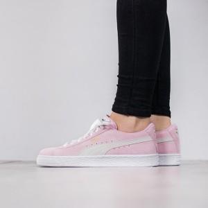 נעליים פומה לנשים PUMA Suede Jr - ורוד
