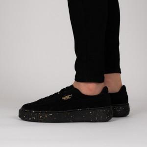 נעליים פומה לנשים PUMA Suede Platform Celebrate - שחור
