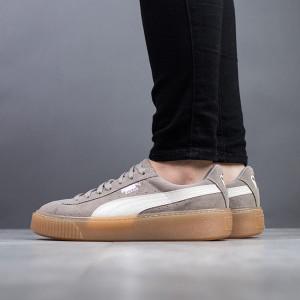 נעליים פומה לנשים PUMA Suede Platform SNK - אפור