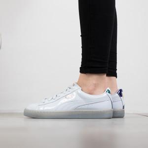נעליים פומה לנשים PUMA X Careaux Basket - לבן