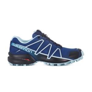 נעליים סלומון לנשים Salomon Speedcross 4  - כחול