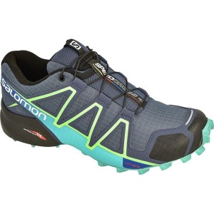 נעלי הליכה סלומון לנשים Salomon Speedcross 4 W - אפור