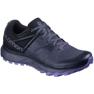 נעלי הליכה סלומון לנשים Salomon Trailster - שחור/סגול