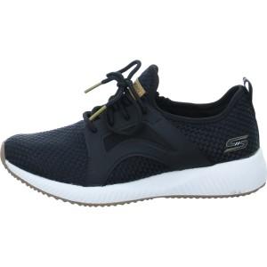 נעלי אימון סקצ'רס לנשים Skechers Bobs Squad Insta - שחור